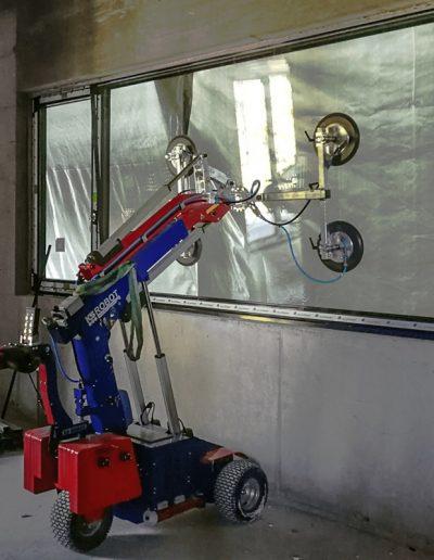Glasroboter KS 350 einfach online mieten