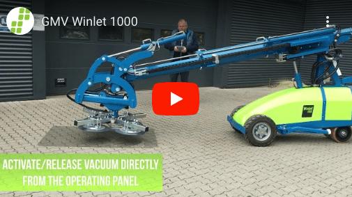 Glasroboter Winlet 1000