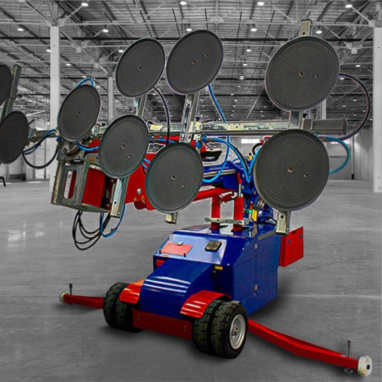 Glasroboter 1000 kg mieten